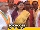 "Video: Now, Maneka Gandhi's ""ABCD"" Grading Of Villages Based On Votes For BJP"
