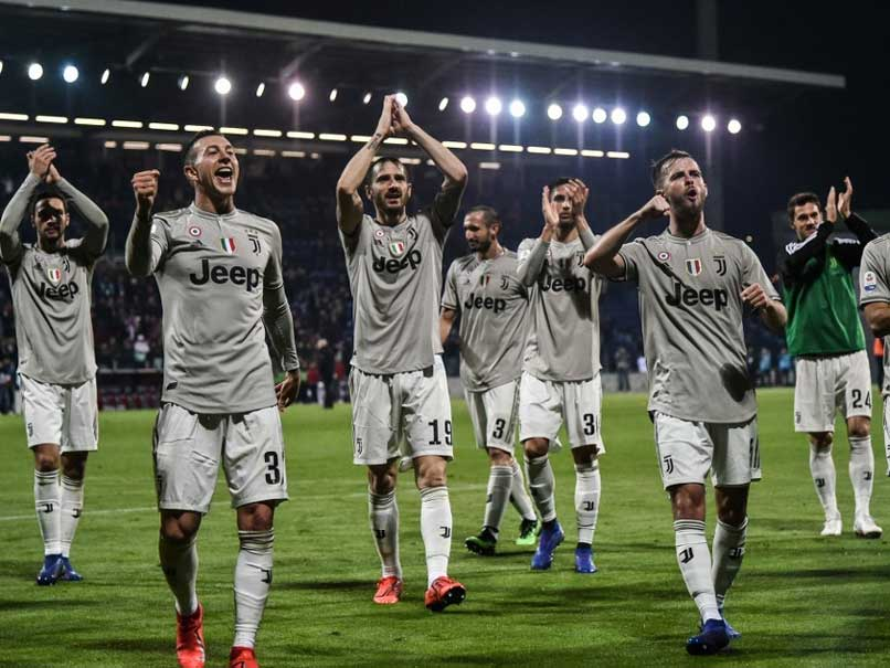Juventus Poised To Win Eighth Straight Serie A Title In Record Time