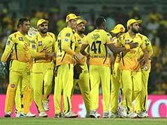 IPL 2019: Chennai Super Kings Beat Rajasthan Royals In A Thrilling Encounter