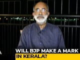"Video : ""Rahul A Helicopter Candidate, Feel Pity For Wayanad"": Minister KJ Alphons"