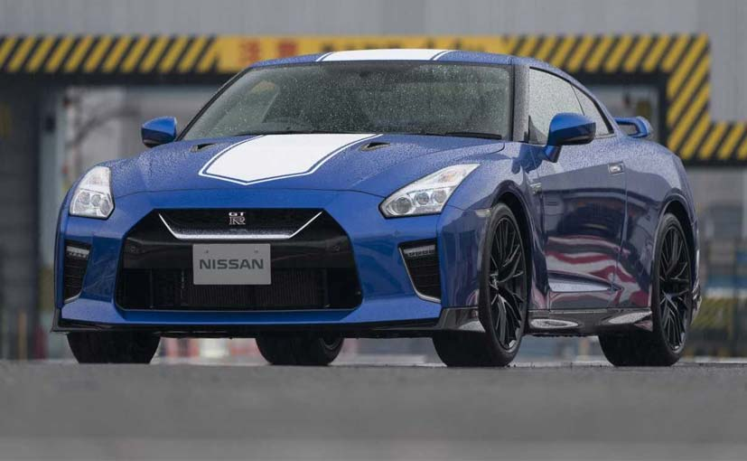 2019 New York Motorshow: 2020 Nissan GT-R 50th Anniversary ...