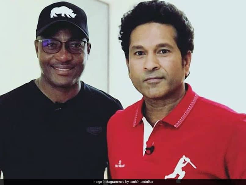 Sachin Tendulkar, Brian Lara Among Stars To Play T20 Tournament In India