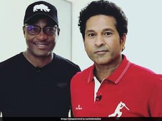 Sachin Tendulkar, Brian Lara Among Stars To Play T20 Tournament In India
