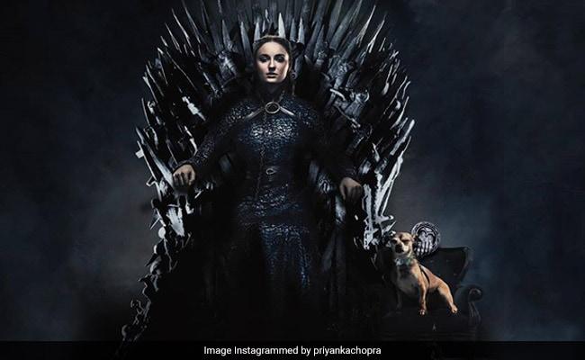 Game Of Thrones: সোফি টার্নারের ব্যক্তিগত দেহরক্ষীর মতোই তাঁকে আগলাচ্ছেন প্রিয়াঙ্কা চোপড়া