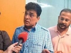 BJP's Kirit Somaiya Dropped, Pays For Attacking Sena Before Patch-Up