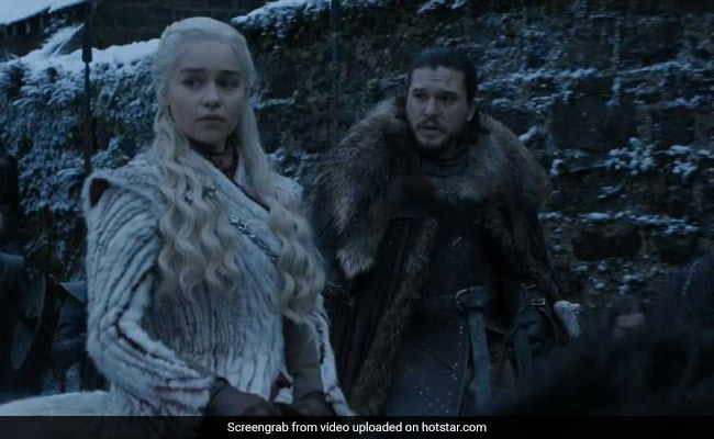 Game Of Thrones 8, Episode 1 Recap: Jon Snow And Daenerys Targaryen Are In Winterfell. Here Be Dragons
