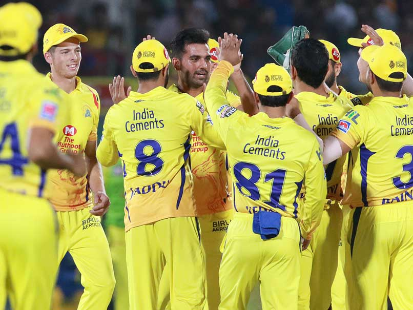 Live IPL Score, RR vs CSK Live Cricket Score: Chennai Super Kings Win Toss, Opt To Bowl Against Rajasthan Royals