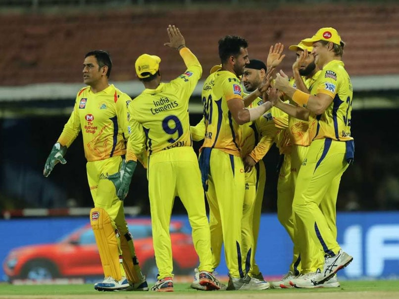 Preview: Chennai Super Kings Target Play-Off Berth As They Face SunRisers Hyderabad