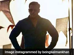 <i>Dabangg 3</i>: Salman Khan Wraps A Schedule, Shares New Pic