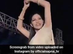 Sapna Choudhary ने धमाकेदार डांस से बरपाया कहर, वायरल हुआ Video