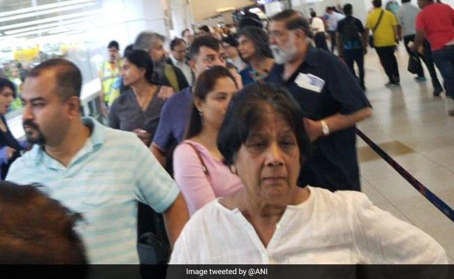 Delhi Airport Immigration Server Restored After Glitch, 6 Flights Delayed