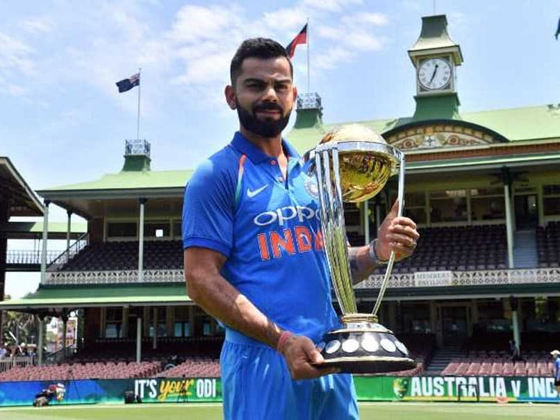 India`s World Cup squad to be announced on April 15