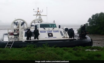 Indian Coast Guard On Alert To Stop Attackers From Fleeing Lanka: Sources