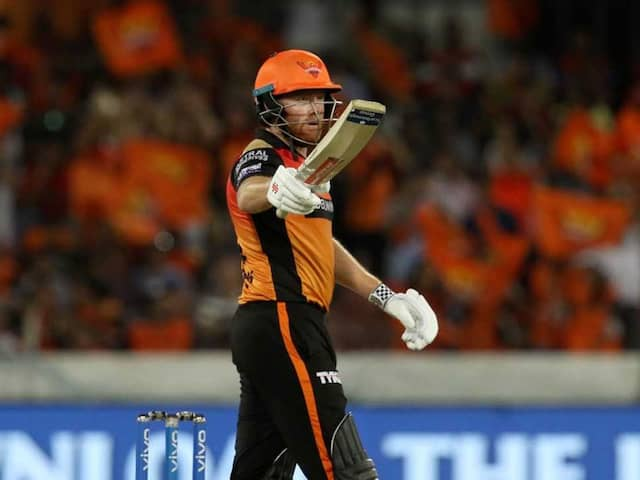 Jonny Bairstow Makes History On IPL Debut