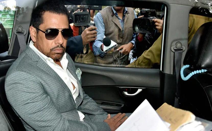 Plea Against Robert Vadra's Anticipatory Bail To Be Heard On November 25