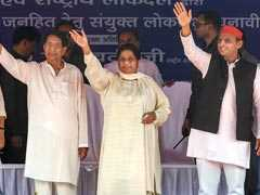 On Mayawati's Vote Appeal To Muslims, Report Shared With Poll Body