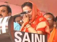 ...जब रैली में रो पड़ीं जयाप्रदा, बोलीं- मजबूरी में छोड़कर गई थी रामपुर, अब वो जयाप्रदा नहीं हूं
