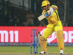 MS Dhoni Slams Chepauk Wicket Again, Doesn