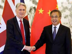 """China's Belt And Road Initiative A """"Vision"""", Says Britain"""