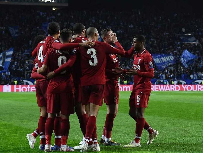 Liverpool Crush Porto To Reach Champions League Semi-Finals