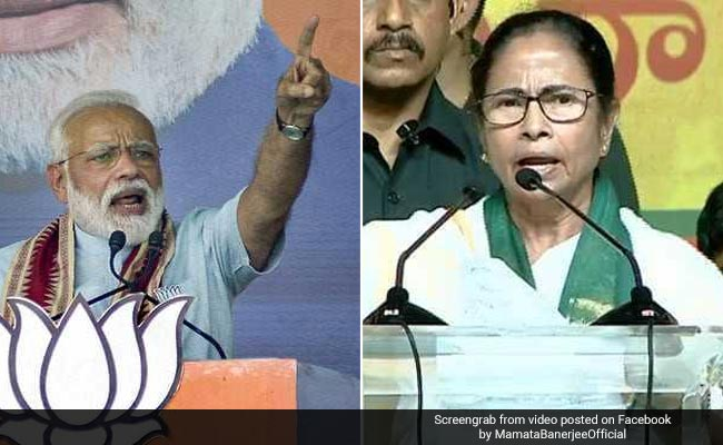 'Mamata Banerjee Speedbreaker In Path Of West Bengal's Development,' Says PM