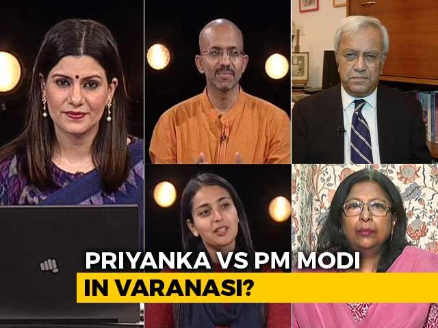 Video : Should Priyanka Gandhi Vadra Contest Varanasi?