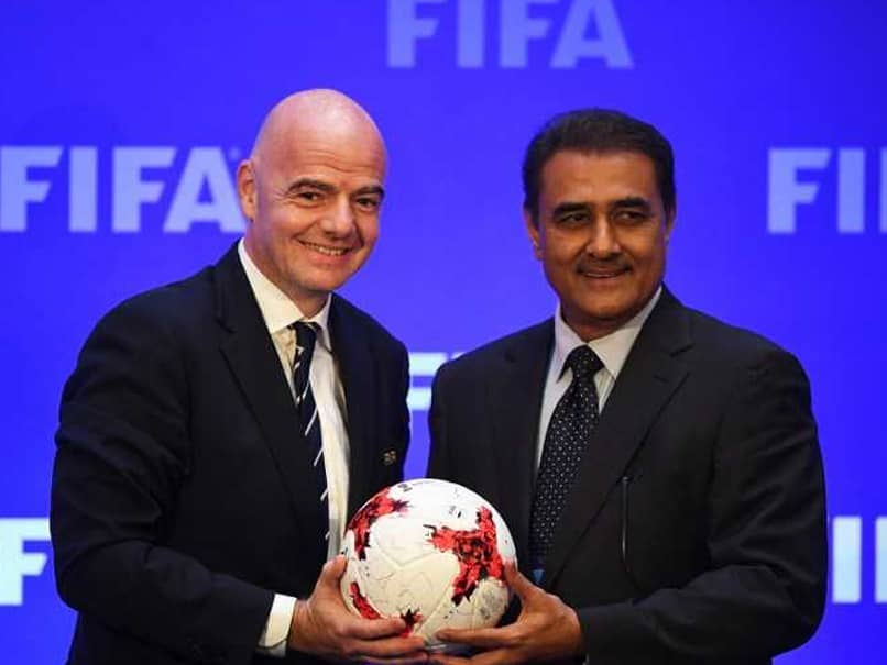 Praful Patel Set To Be First Indian In FIFA Council