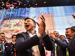Comedian With No Political Record Leads Ukraine's Presidential Election