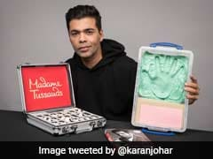 Karan Johar Is Going To Madame Tussauds Singapore. Surprise Attached