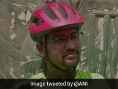 "Maharashtra Man Takes ""All India Bicycle Tour"" For This Cause"