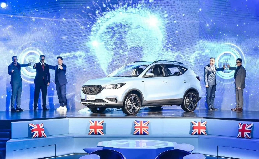 MG says that the localisation content will be high on its eZS electric SUV