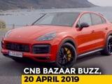 Video : Porsche Cayenne Coupe, Maruti Suzuki's 1.5L Diesel Engine, 2019 Triupmh Street Twin, 2019 Ducati Scrambler