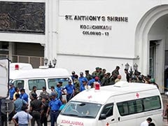 Sri Lanka Top Cop Had Warned Of Bombers Targeting Churches 10 Days Ago