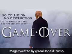 """Trump Posts """"<i>Game Of Thrones</i> """"-esque Tweet, But HBO Isn't Thrilled"""