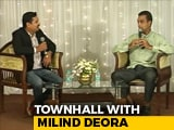Video : Twitter Chaupal With Congress' Milind Deora