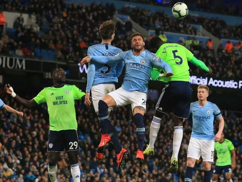 Premier League Manchester City Back On Top Tottenham Hotspur Party In Style Football News