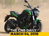 Bajaj Dominar 400, Jeep Compass Sport Plus, Royal Enfield 350 ABS