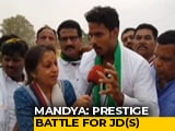 Video : On The Campaign Trail In Karnataka's Mandya
