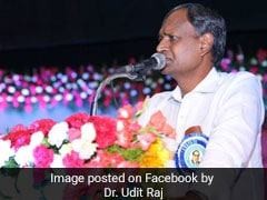 "BJP Lawmaker Udit Raj, Ignored For Delhi Contest, Says ""Decided To Quit"""