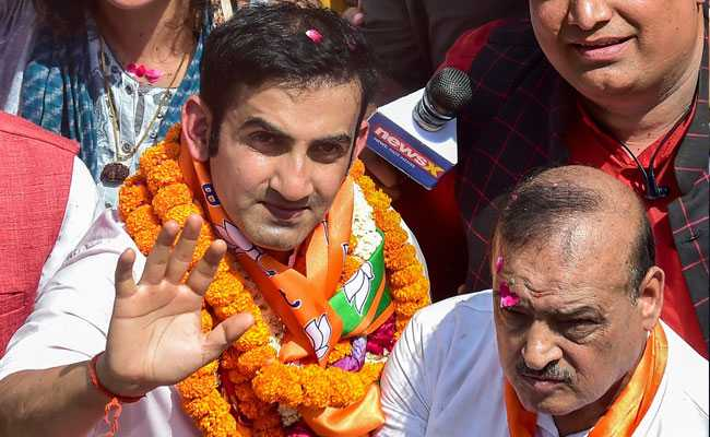 Elections 2019: Gautam Gambhir Has 2 Voter IDs, Says AAP Rival Atishi, Files Complaint