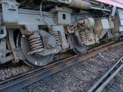Goods Train Derails Near Gwalior, Services Disrupted
