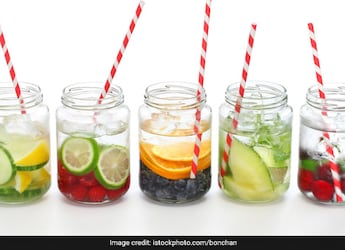 World Water Day: Celebrity Chef Sanjeev Kapoor Shares Infused Water Recipes