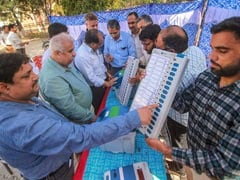 """Want Right Party To Get My Vote"": EVM Glitches Sour Poll Mood On Day 1"