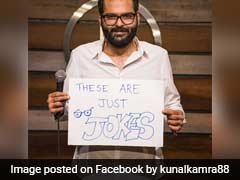 "Comedian Kunal Kamra Laughs Off BSE's Bearish Assessment On ""Fake"" Pic"