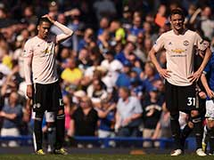 Manchester United Thrashed 4-0 By Everton In Fresh Blow To Top Four Hope