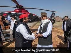 "Lok Sabha Election 2019: ""About Someone Else"": Akhilesh Yadav's Denial Of Azam Khan Shocker"