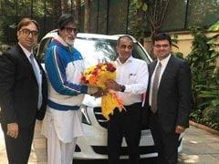 अमिताभ बच्चन ने खरीदी नई मर्सडीज़-बैंज़ वी-क्लास, ऐसा है बिग बी का कार कलेक्शन