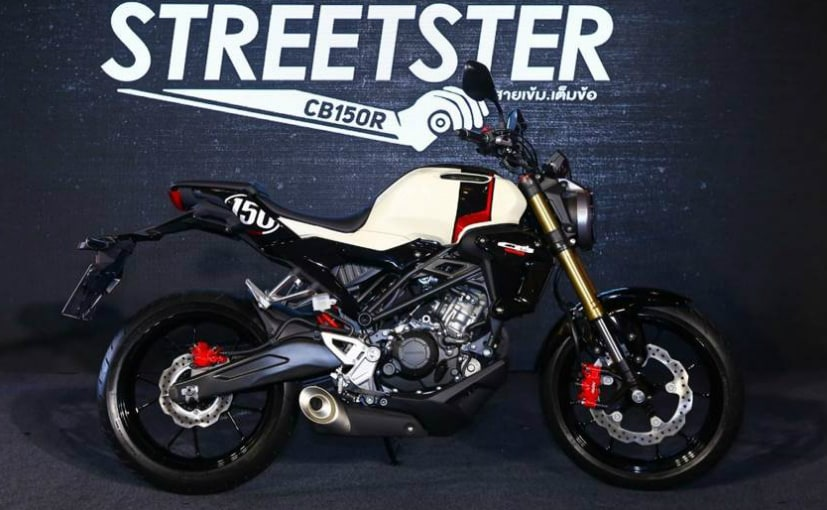 The Honda CB150R Streetster could be coming to India this year