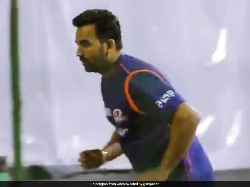 Ind vs Sl 1st T20: Thats why Zaheer Khan raises the finger about preparation of the abandon match