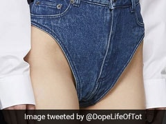 Denim Underwear For Rs 21,000? The Internet Can't Stop Trolling It